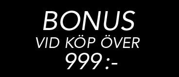 Bonus vid köp över 999