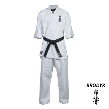 Budo-Nord Kalligrafi Kyokushinkai Brodyr karatedräkt