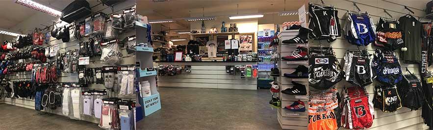 Budo & Fitness Butiken i Göteborg
