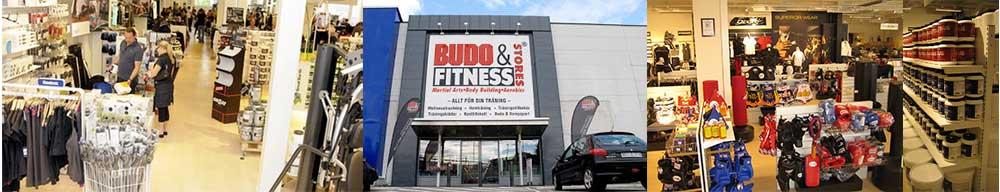 Budo & Fitness Megastore Västberga
