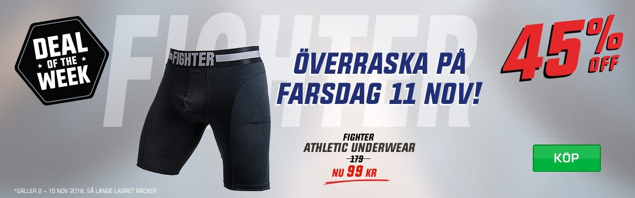 Fighter boxershorts