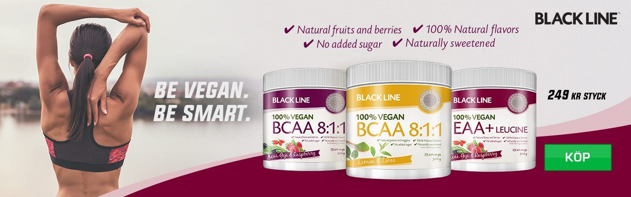 Black Line Vegan