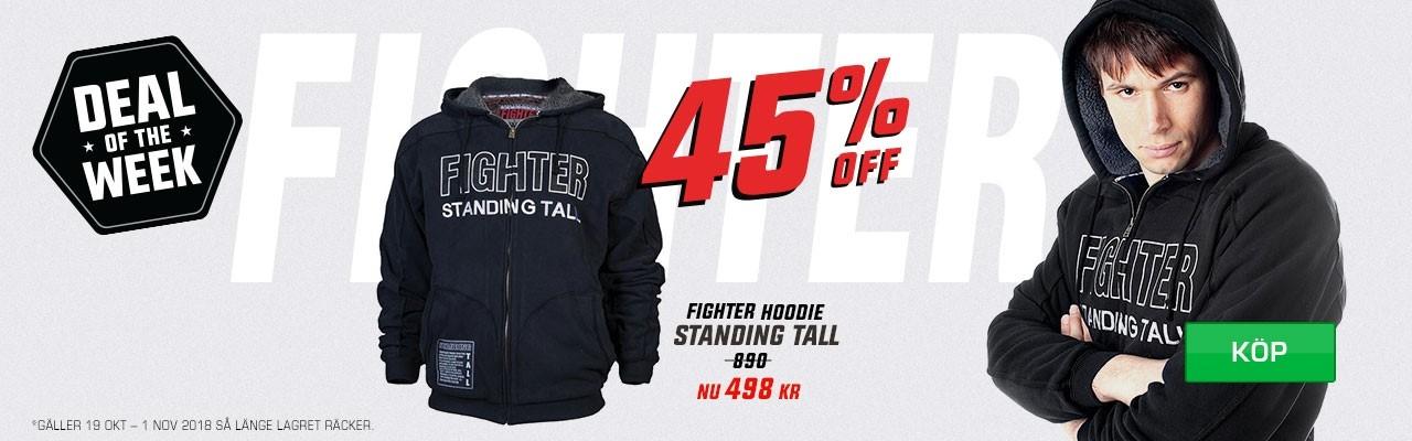 Fighter Hoodie