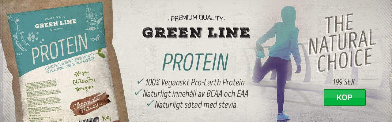 Green Line Vegan Pro Earth Protein