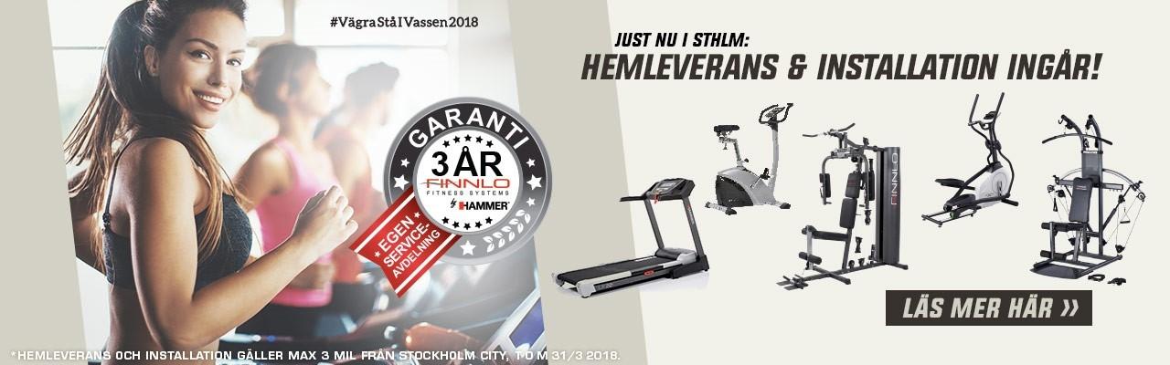 Motion Hammer Stockholm