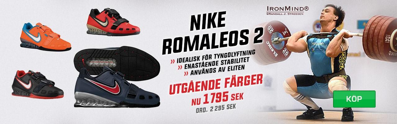 Nike Romaleus 2 old colors