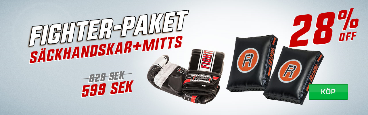 Fighter Speed + Deep Impact paket
