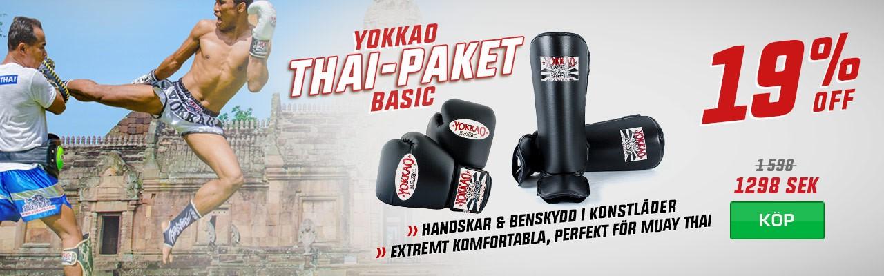 Yokkao Thaipaket Basic