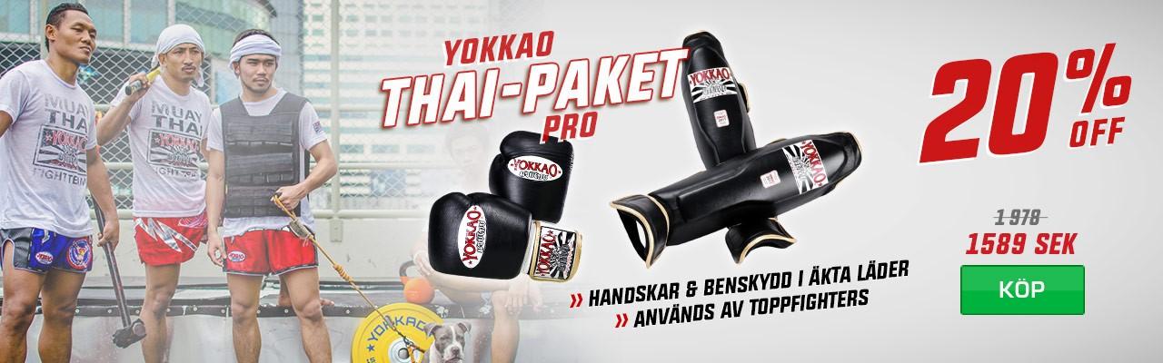Yokkao Thaipaket Pro