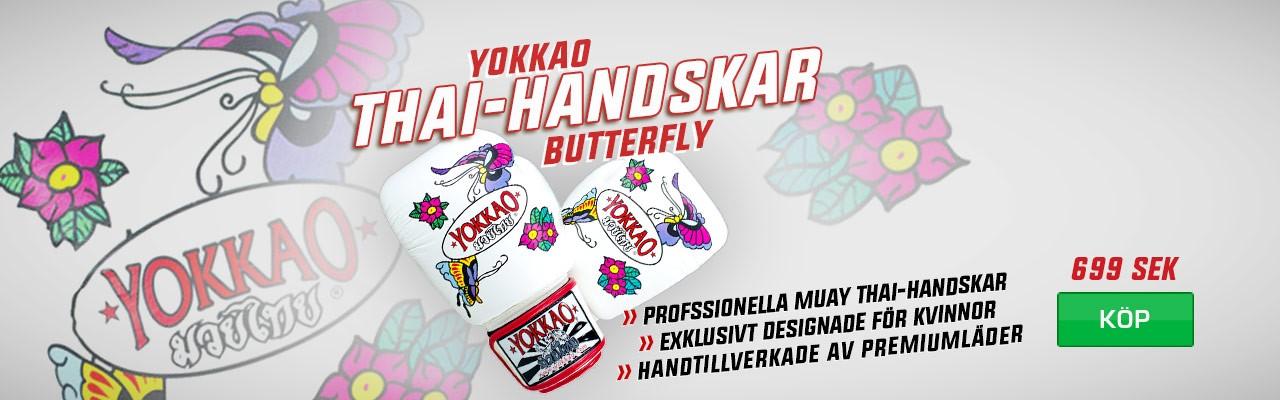 Yokkao Boxhandske Butterfly